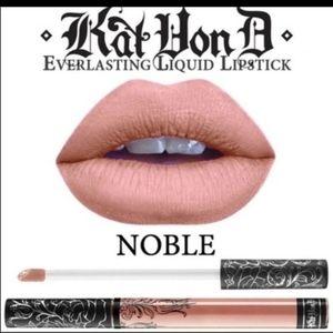 Kat Von D Everlasting Liquid Lipstick Noble